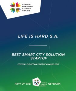 Best Smart City Solution Category in CES Awards