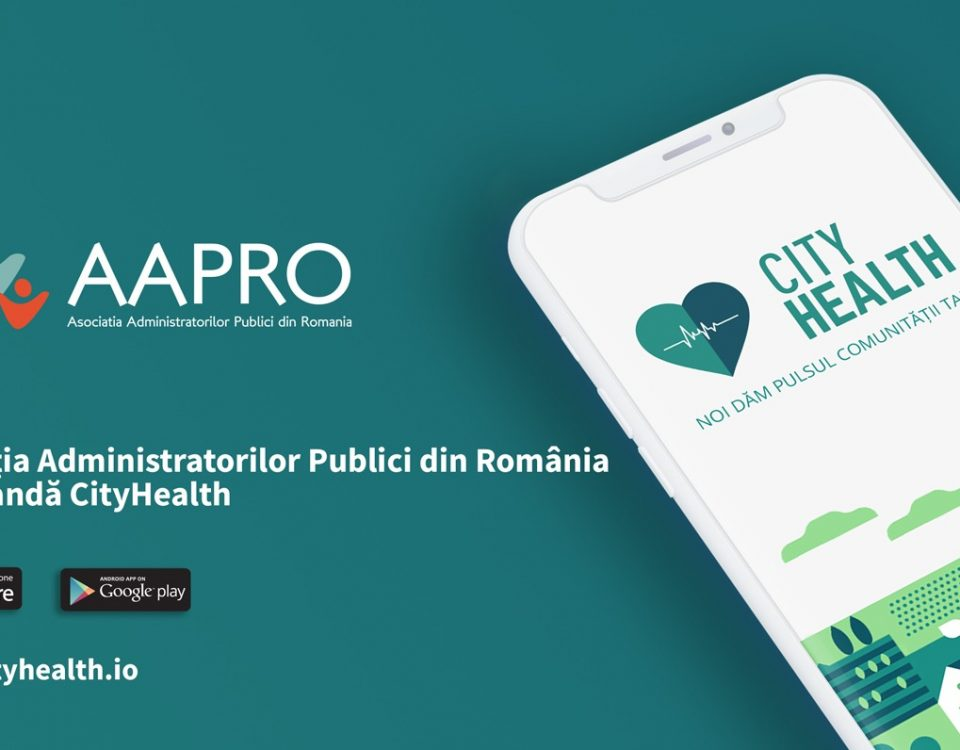 AAPRO recomanda platforma CityHealth